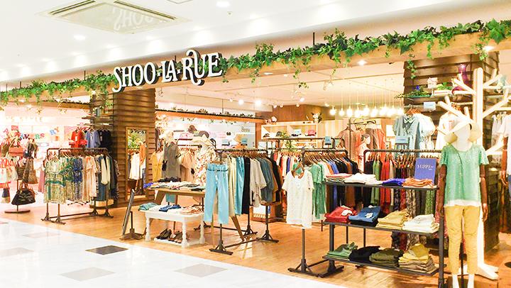 シューラルーの中四国エリアでのフランチャイズ店舗画像