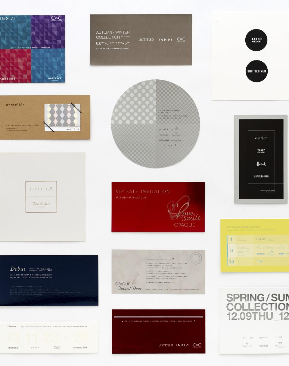 総合ファッションアパレル企業、株式会社ワールドのBtoBサイト、ワールドプラットフォームサービスのメインビジュアル画像10