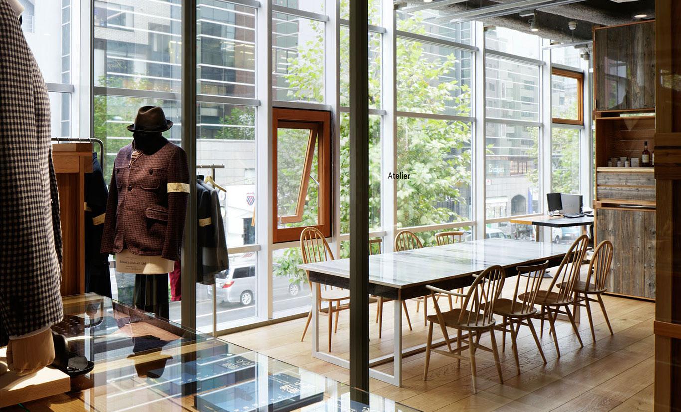 総合ファッションアパレル企業、株式会社ワールドのBtoBサイト、ワールドプラットフォームサービスのメインビジュアル画像12