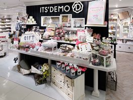 ITS' DEMO Yokohama Joinus | store design