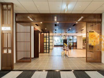 """ワールドスペースソリューションズとミサワホーム株式会社様が共同開発した、""""収納"""" に特化したショールーム"""