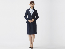 JA兵庫 女性社員制服