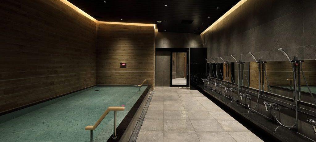 ホテル「ヴィアイン広島新幹線口」の大浴場画像