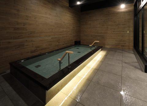 ホテル「ヴィアイン広島新幹線口」の露天風呂・大浴場画像