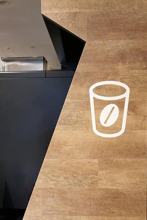 無人型コーヒースタンド「UCC Express」のアイコン画像