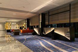 株式会社ワールドスペースソリューションズが製作した大阪エクセルホテル東急の家具