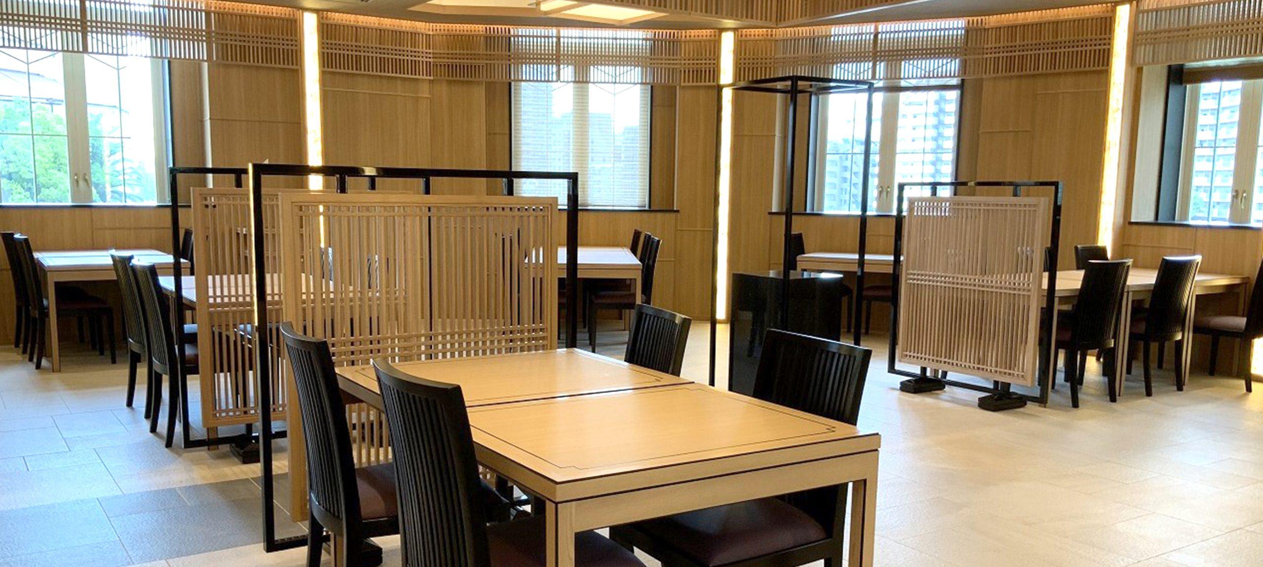 株式会社ワールドスペースソリューションズが製作した阪急阪神第一グループ宝塚ホテルの家具