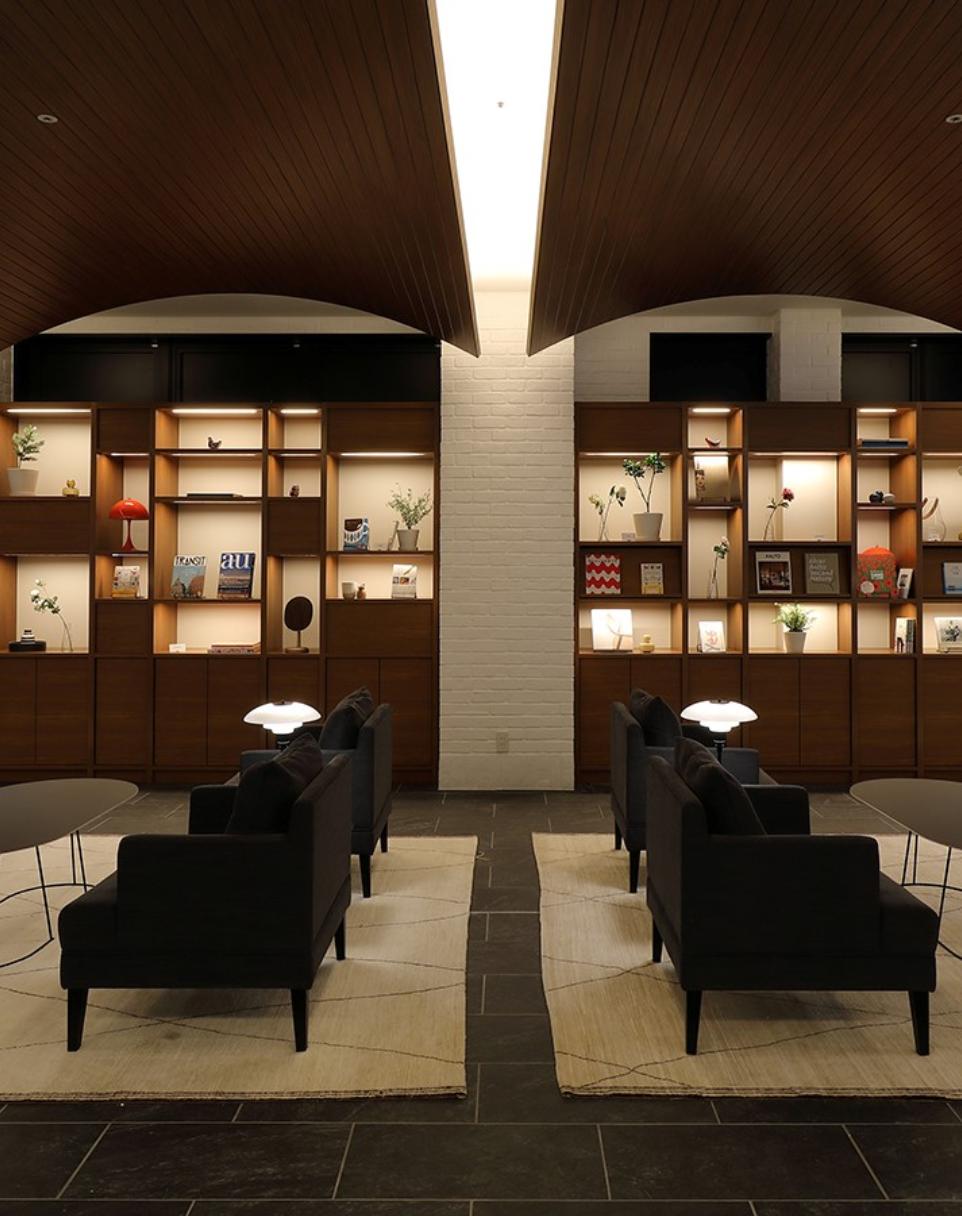 株式会社ワールドスペースソリューションズがプロデュースしたホテルヴィアイン広島新幹線口の空間デザイン事例