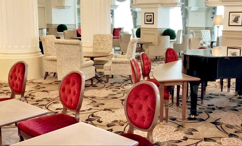 株式会社ワールドスペースソリューションズがサポートした宝塚ホテルの什器家具製造販売事例