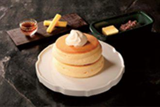 株式会社ワールドストアパートナーズが販売代行を担う椿サロン博多の無添加のホットケーキ画像