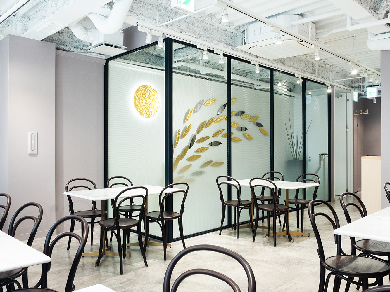 田ノ実(たのみ)自由が丘店の店舗デザインプロデュース事例画像
