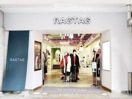 ラグタグ、ショップデザイン、古着、ブランド、京都、