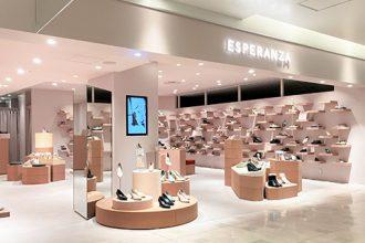 シューズブランド「ESPERANZA(エスペランサ)」 靴箱を使わない「NO BOX」ビジネスモデル、運用開始 ~8割のお客様が箱なしで持ち帰る現状を受けて~