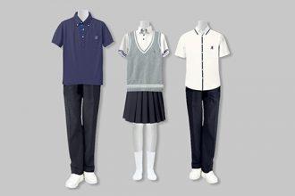 神戸市モデル標準服の基本デザイン画像