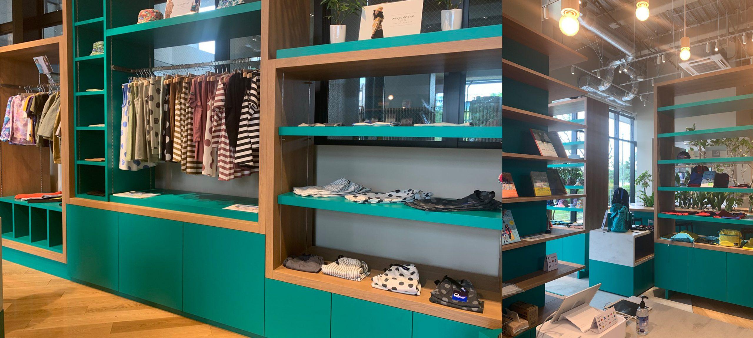アウトドアファッションブランドPenfield(ペンフィールド)の販売代行事例